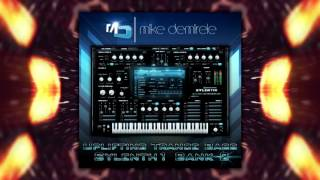 Mike Demirele - Uplifting Trance Bass 2 - Sylenth1 Soundbank