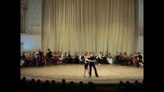 """Ансамбль Моисеева, V танго (балет """"Вечер в таверне"""")"""