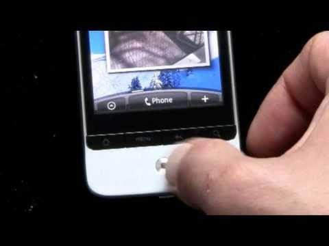 HTC Legend Review Part 1