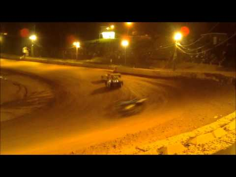 DVD of Wartburg Speedway 5-12-12 - DVD number one for SCC