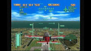 AeroWings 2 Gameplay Sega Dreamcast HD