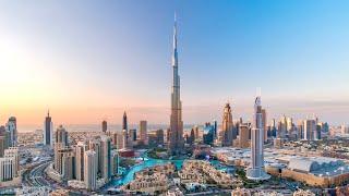 Burj Khalifa, world's tallest tower | tour & view ...
