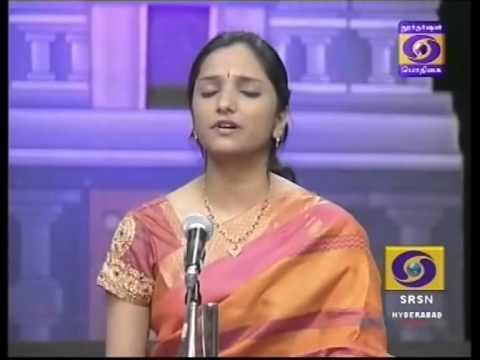 Kasturi Kamala Deepthi 01 ThyagarajO virajatE Athana
