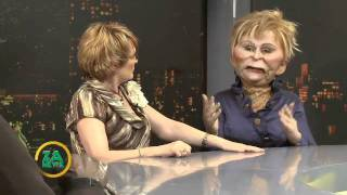 ZA NEWS in the flesh with Helen Zille Pt2
