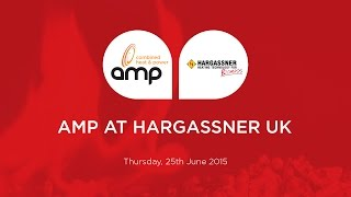 AMP AT HARGASSNER UK