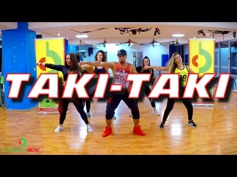 Taki-Taki - DJ Snake feat Selena Gomez, Ozuna & Cardi B CaribbeanBEAT coreography