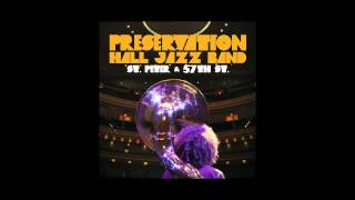 "Preservation Hall Jazz Band - ""Burgundy Street Blues"" (introduction by George Wein"""