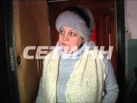 Мать одиночку с ребенком из квартиры переселили на лестничную клетку.
