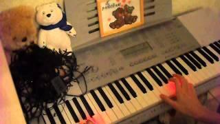 Юлия Савичева - Корабли. Piano tutorial