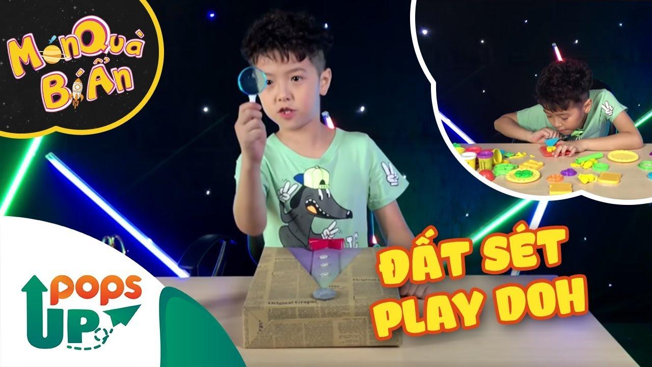 Món Quà Bí Ẩn Cùng Ben Lee - Tập 10 – Bộ Đồ Chơi Đất Sét Play Doh - Đập hộp đồ chơi cực chất!!!