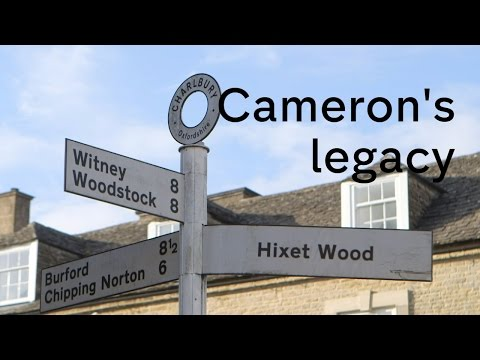 David Cameron legacy: his constituents' verdict