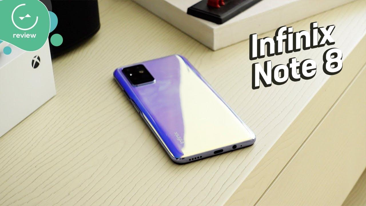 Infinix Note 8 | Review en español