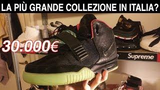 LA COLLEZIONE DI SNEAKERS DA 30.000€+