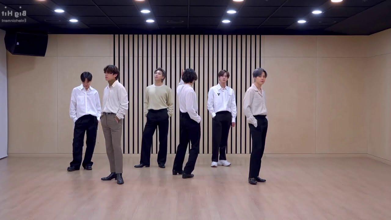 Download [BTS 방탄소년단- DYNAMITE (DANCE BREAK Ver.) MMA 2020] dance practice mirrored