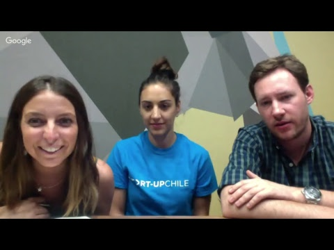 Welcome to Start-Up Chile  G19! Webinar for Q&A's Regarding