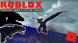 Roblox Dinosaur Simulator Halloween - BAROSAURUS ET ABRA REMAKE! - DATE DE SORTIE PARTIE 3 !