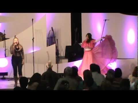 Nancy Ramos una LLanera con Fuerzas de Bufalo
