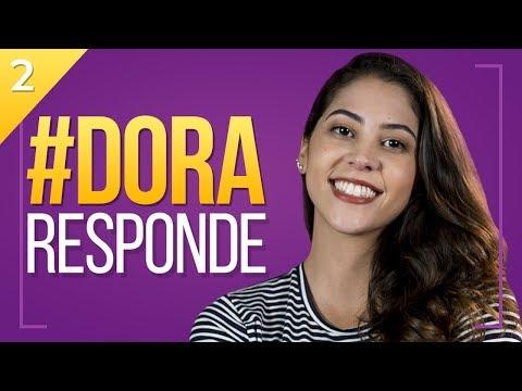 TRANSEI COM DESCONHECIDO? SOU CASADA? #DoraResponde   Dora Figueiredo