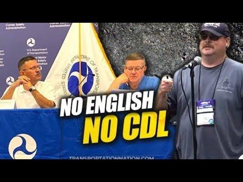NO HABLAS INGLÉS ☹️ NO HAY CDL-A 🤔 Y AHORA QUE CON ESTO 😮 VITITO305.