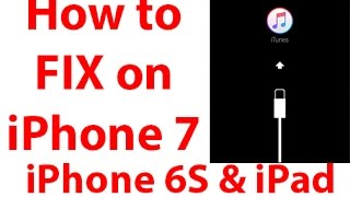 FIX RED iTunes icon on iPhone 6, 6 Plus, 5, 5s, 5c, 4s, iPad, iPod Touch
