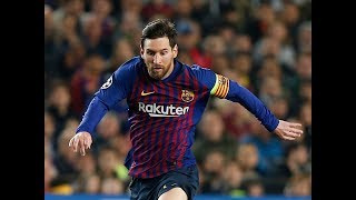 Lionel Messi's 52nd Hat-Trick vs Liverpool @ Camp Nou, 5/1/2019 in UEFA Champions League Semifinals!