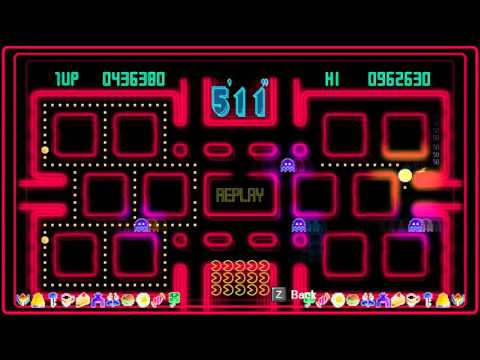 Pac-Man Championship Edition (PC): Extra Mode 2 - 962.630 (#1 On Steam)