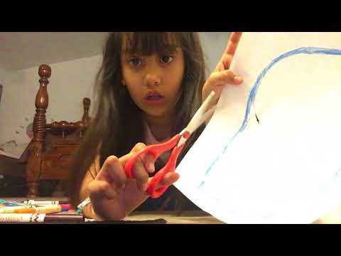 How to make a Paper necklace