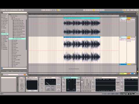 Ableton Live 9 Mastering Trick Inverting Phases with Utility - Preserving Your Ears Tip