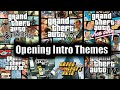 Grand Theft Auto All Opening Intros(1997-2013)