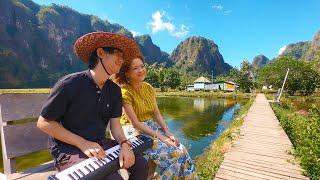 ANGING MAMMIRI - Eka Gustiwana & Yessiel Trivena Cover (Lagu Daerah)