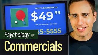 The Hidden Psychology in Commercials