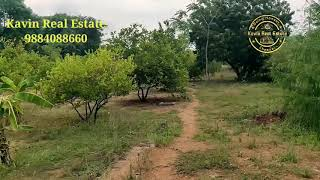 ID 523 - Commercial Land sale in Muttukadu||Bank Auction sale||5Acre||200Ft Frontage |Chennai ECR||