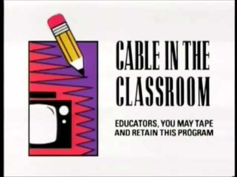 Cable In The Classroom Opening And Closing Bumpers Youtube