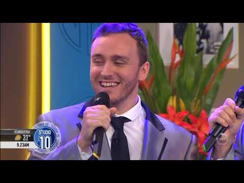 Studio 10 - New Jersey Nights Cast Interview Wed 11th April 2018