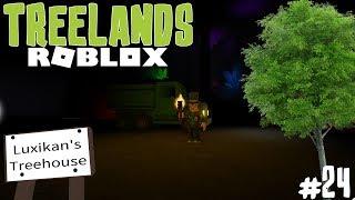 Krystaly! - Roblox -Treelands beta 🍏 #24 [CZ/SK]