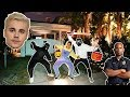 Download WE WENT TRICK OR TREATING AT JUSTIN BIEBERS HOUSE! (HE ANSWERED)