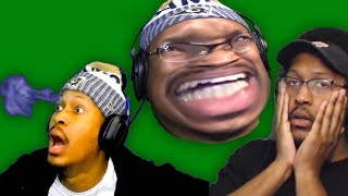 THE #EEZYGANG GREEN SCREEN CHALLENGE