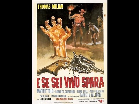 Django Kill... If You Live, Shoot! (Se Sei Vivo Spara) - Full Movie by Film&Clips