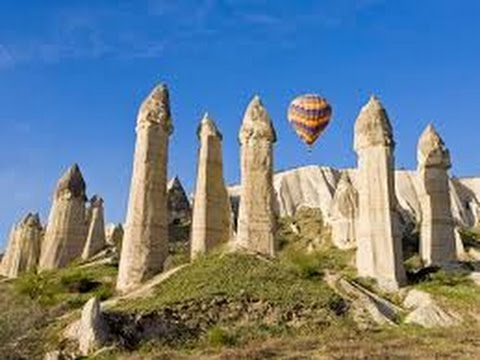 Natural wonders - Cappadocia (Turkey)