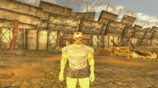 Fallout NV: Humilating and Intimidating Grecks