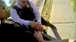 Las Cruces Police Make Fast Arrest in Road Rage Incident