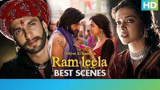 Ram-Leela - Best Scene Part 2 | Ranveer Singh and Deepika Padukone