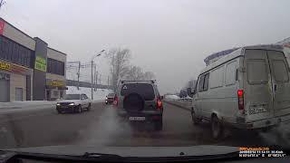 ДТП 14.02.2018 Новокузнецк ул. Транспортная