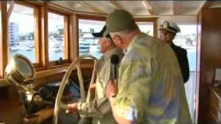 Hornblower's Wild Goose Documentary Part 3