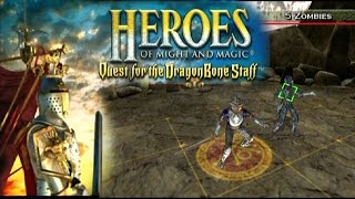 Heroes of Might and Magic: Quest for the Dragon Bone Staff ... (PS2)