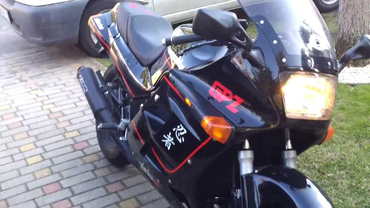 Kawasaki Gpz Rx
