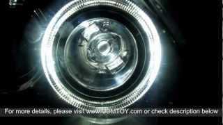 10w cree high power led bmw angel eyes on 2010 x5