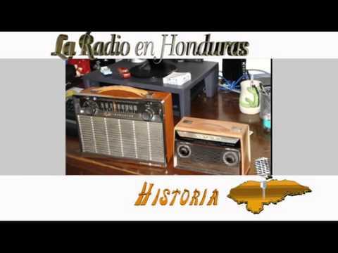 Historia de la Radio en Honduras