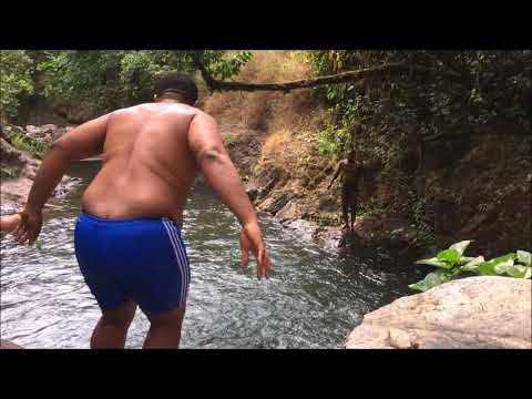 Obudu Cattle Ranch (We jumped into a Natural Pool)