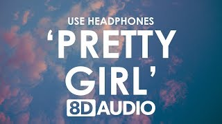 Maggie Lindemann - Pretty Girl (Cheat Codes x Cade Remix) (8D AUDIO)